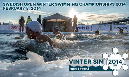 Skandinaviska Mästerskapet I Vintersim - Scandinavian Winter Swimming Championships 2014, Skellefteå, Sweden @ Swedish Open Winter Swimming Championship 2014 | Skellefteå | Västerbotten County | Sweden